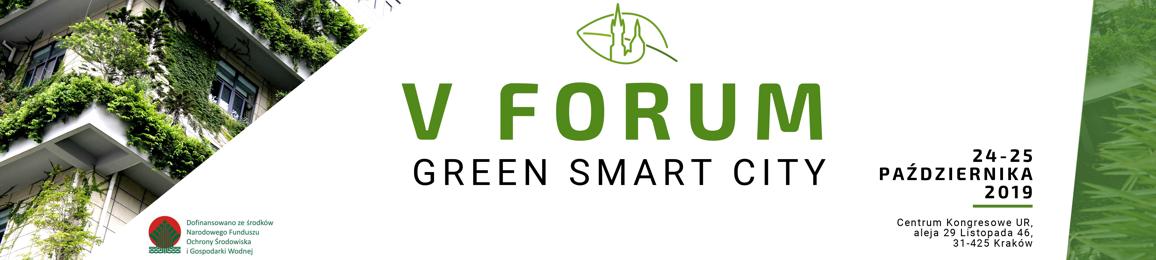 V forum Green City Smart UR